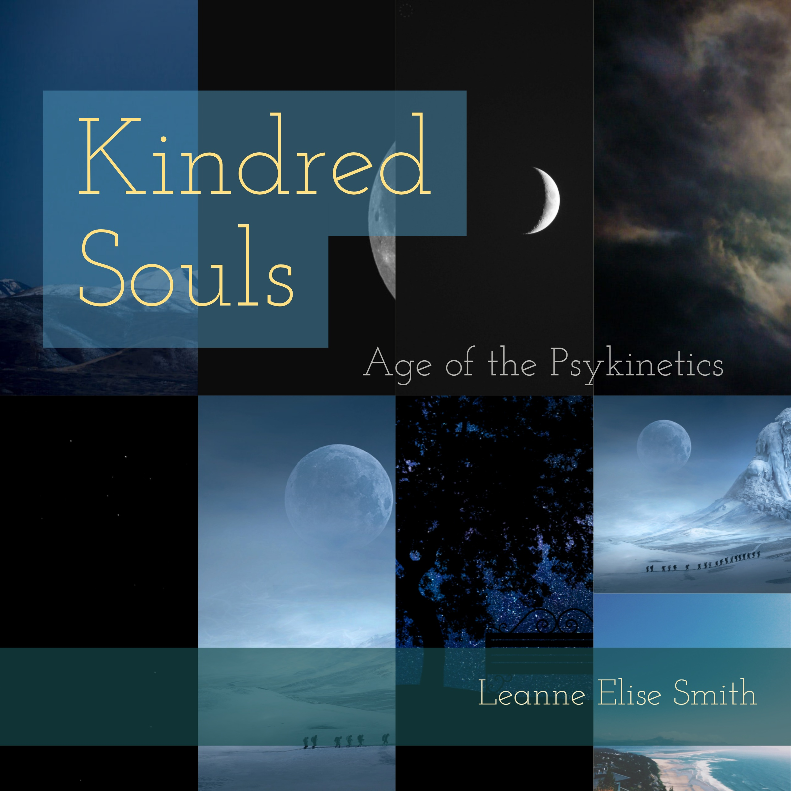 Cover of Kindred Souls Novel